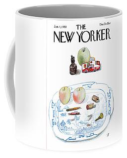 New Yorker January 7th, 1980 Coffee Mug