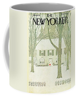 New Yorker January 8th, 1979 Coffee Mug