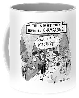 New Yorker January 8th, 1990 Coffee Mug