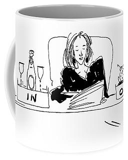 New Yorker January 8th, 1996 Coffee Mug