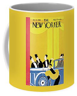 New Yorker January 9th, 1932 Coffee Mug