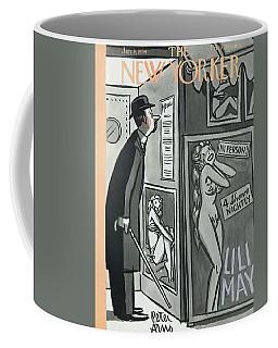 New Yorker January 9th, 1954 Coffee Mug
