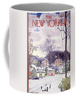 New Yorker January 9th, 1965 Coffee Mug