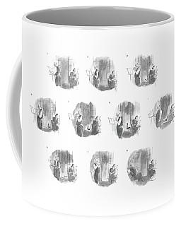 New Yorker July 10th, 1943 Coffee Mug