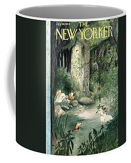 New Yorker July 10th, 1954 Coffee Mug