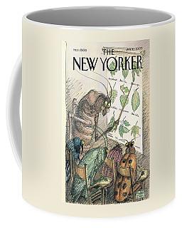 New Yorker July 10th, 2000 Coffee Mug