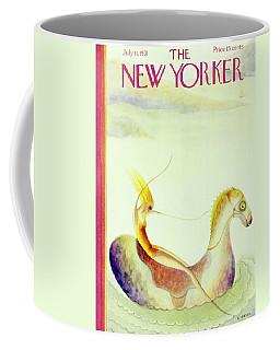 New Yorker July 11 1931 Coffee Mug