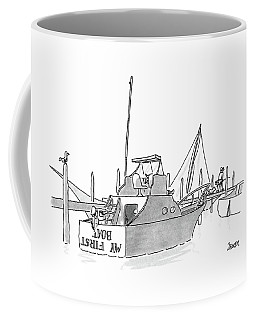 New Yorker July 11th, 1988 Coffee Mug