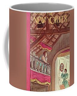 New Yorker July 13th, 1935 Coffee Mug