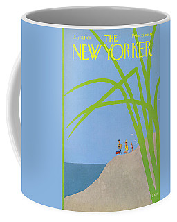 New Yorker July 13th, 1968 Coffee Mug