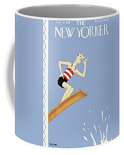 New Yorker July 14 1928 Coffee Mug