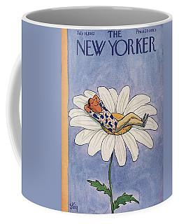 New Yorker July 14th, 1962 Coffee Mug