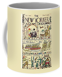 New Yorker July 15th, 1944 Coffee Mug