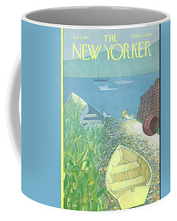 New Yorker July 15th, 1972 Coffee Mug