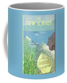 New Yorker July 15th, 1972 Coffee Mug