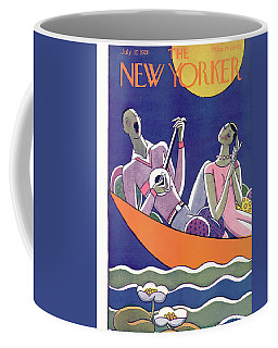 New Yorker July 17th, 1926 Coffee Mug
