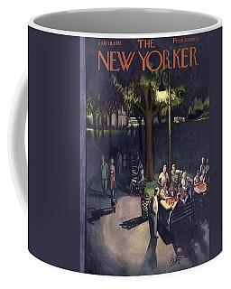 New Yorker July 18th, 1953 Coffee Mug