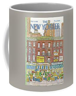 New Yorker July 18th, 1983 Coffee Mug