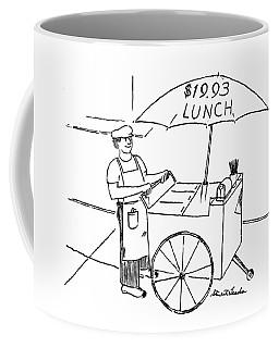 New Yorker July 19th, 1993 Coffee Mug