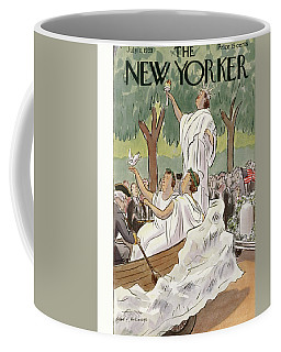 New Yorker July 1st, 1933 Coffee Mug