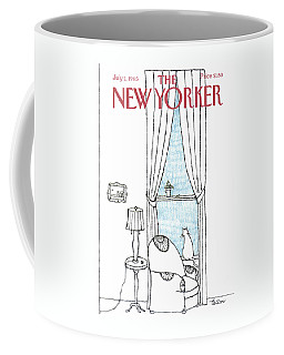 New Yorker July 1st, 1985 Coffee Mug