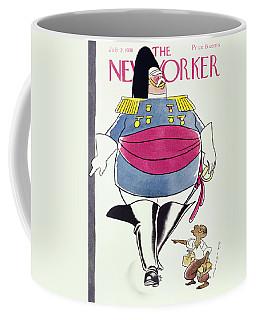 New Yorker July 2 1938 Coffee Mug