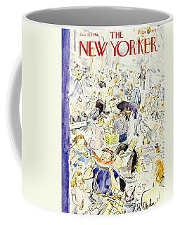 New Yorker July 20 1940 Coffee Mug