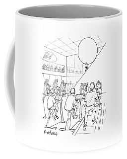 New Yorker July 20th, 1998 Coffee Mug