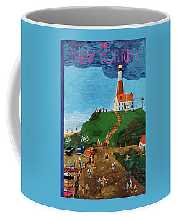 New Yorker July 21st, 1951 Coffee Mug