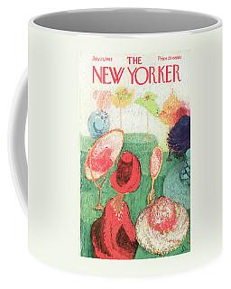 New Yorker July 21st, 1962 Coffee Mug
