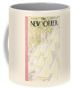 New Yorker July 23rd, 1938 Coffee Mug