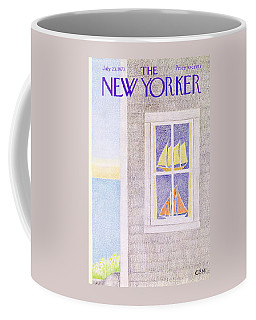 New Yorker July 23rd, 1973 Coffee Mug