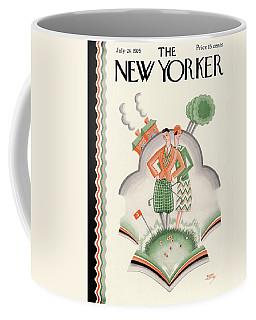 New Yorker July 24th, 1926 Coffee Mug