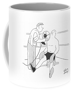 New Yorker July 24th, 1943 Coffee Mug