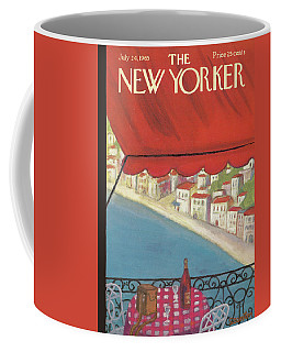 New Yorker July 24th, 1965 Coffee Mug
