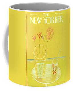 New Yorker July 26th, 1976 Coffee Mug