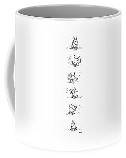 New Yorker July 26th, 1976 Coffee Mug