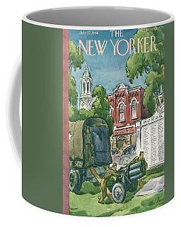 New Yorker July 27th, 1946 Coffee Mug