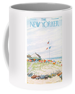 New Yorker July 27th, 1957 Coffee Mug
