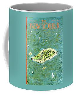 New Yorker July 27th, 1968 Coffee Mug