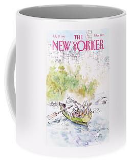 New Yorker July 27th, 1992 Coffee Mug