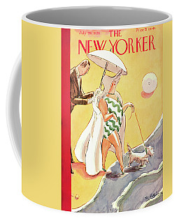 New Yorker July 28th, 1928 Coffee Mug