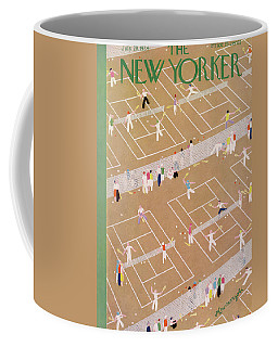 New Yorker July 28th, 1934 Coffee Mug