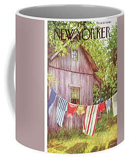 New Yorker July 28th, 1956 Coffee Mug