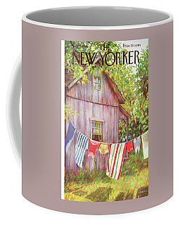 New Yorker July 28th, 1956 Coffee Mug