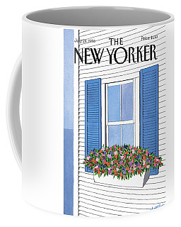 New Yorker July 28th, 1986 Coffee Mug