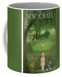 New Yorker July 29th, 1950 Coffee Mug
