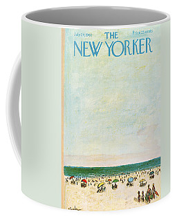New Yorker July 29th, 1961 Coffee Mug