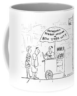 New Yorker July 29th, 1996 Coffee Mug