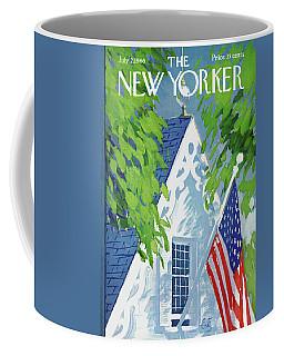 New Yorker July 2nd, 1966 Coffee Mug